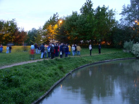 Watermead Bat Walk
